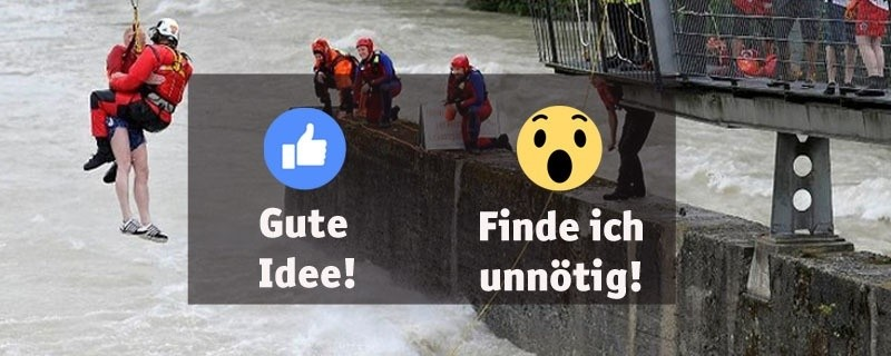 Abstimmung Rettungsschwimmer Isar, © (Symbolfoto)