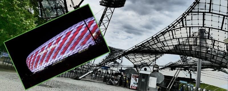 © Sowohl in der Allianz Arena als auch im Olympiastadion finden am Dienstag Großveranstaltungen statt.