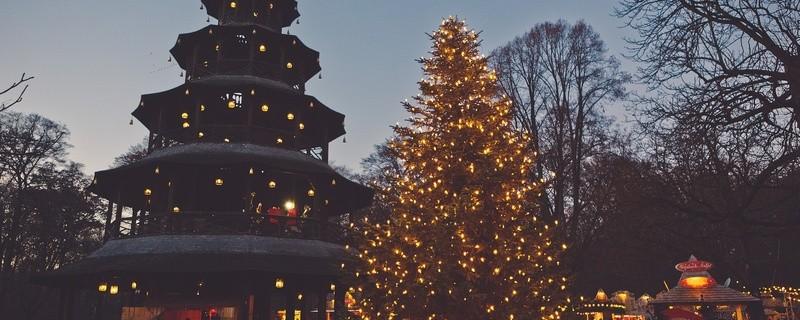 © Foto: Weihnachtsmarkt am Chinaturm/Haberl Gastronomie