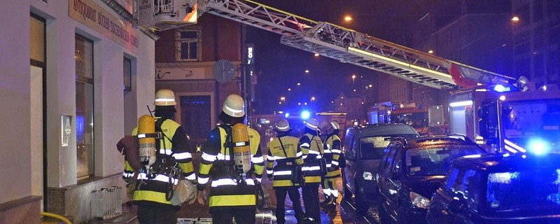 Wohnungsbrand Landsberger Straße, © Branddirektion München