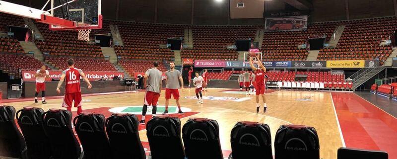 Fc Bayern Basketball Mit Münchentv Zum Eurocup Halbfinale Im Audi