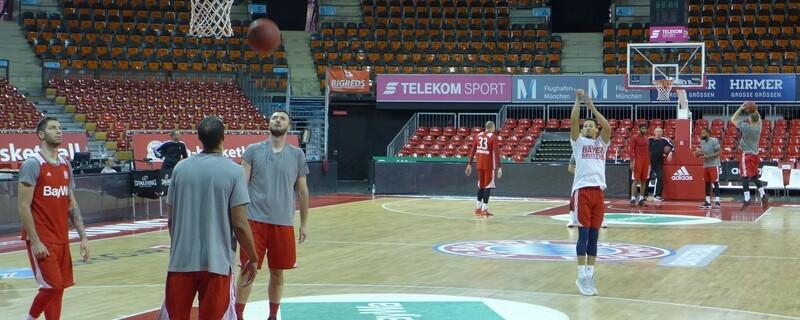 Audi Dome - Die Spielstätte des FC Bayern Basketball