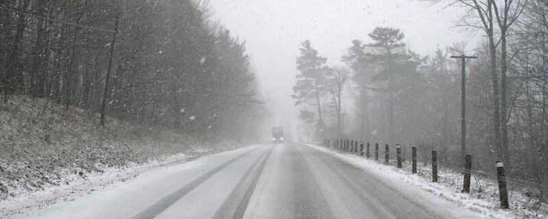 kaltes stürmisches und winterliches Wetter, © Symbolfoto