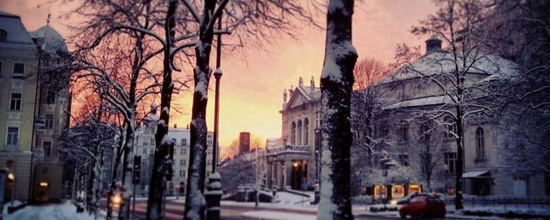 Winter, Schnee