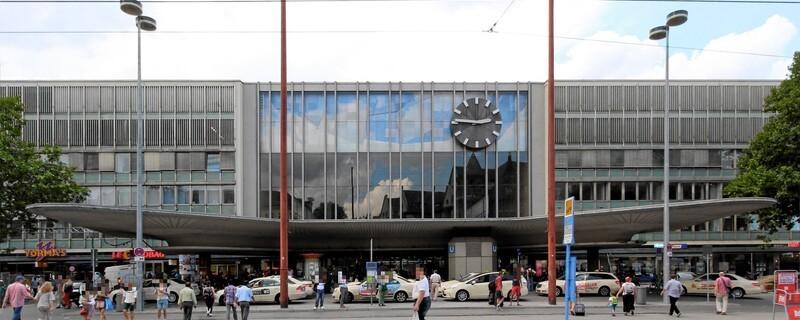Hauptbahnhof, © Bundespolizeiinspektion München