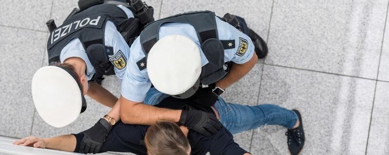© Symbolbild. Foto: Bundespolizei