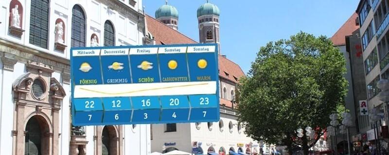 Wetteraussichten: Der Frühling kommt nach München
