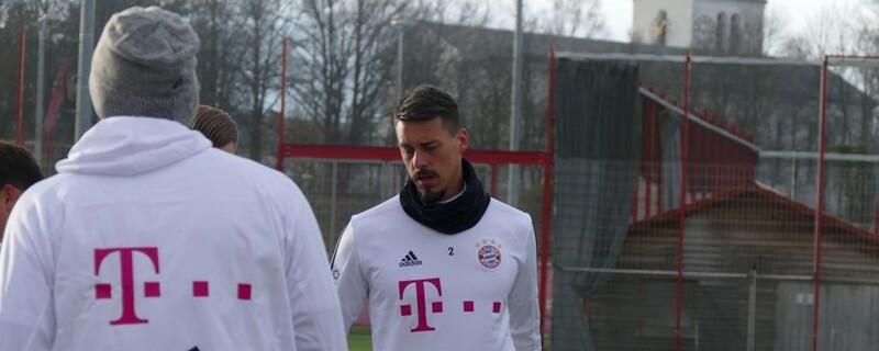 FC Bayern Speiler Sandro Wagner