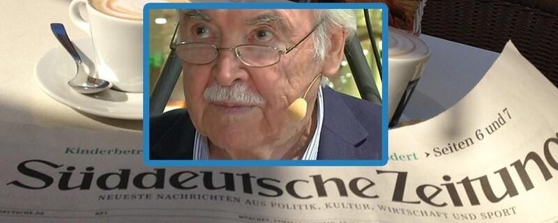 Nach kritik an karikatur dieter hanitzsch und sz gehen for Dieter hanitzsch