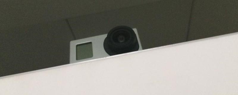 kleine versteckte Kamera, © Symbolfoto