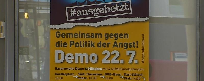 """Demo """"ausgehetzt"""""""