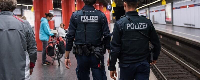 Streife der Bundespolizei am Hauptbahnhof München, © Foto: Bundespolizei