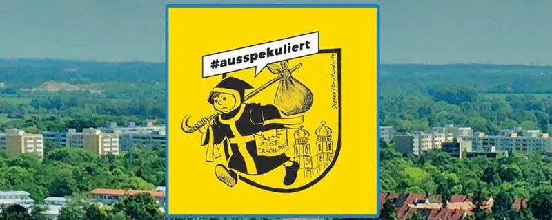 © Grafik: #ausspekuliert - Dieter Hanitzsch