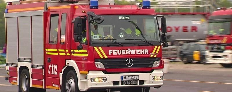 Ein Einsatzfahrzeug der Feuerwehr., © Symbolfoto