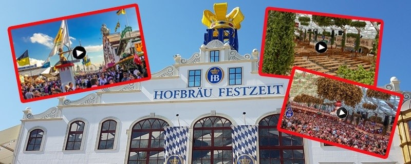 Oktoberfest 2018 - Diese Wiesn-Webcams sind jetzt online.