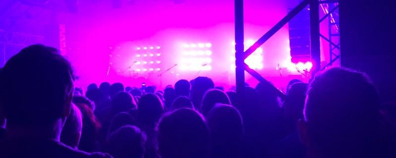 Konzert in der Tonhalle in Müenchen
