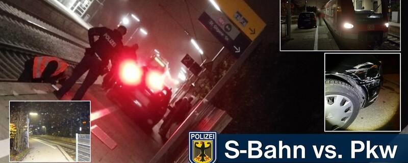 © Bild der Bundespolizei vom Tatort