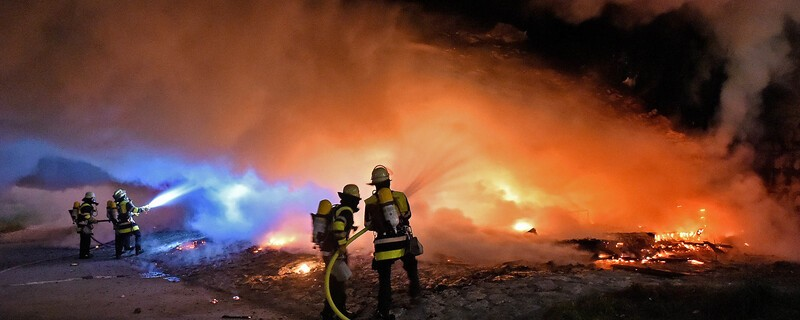 © Feuerwehr München