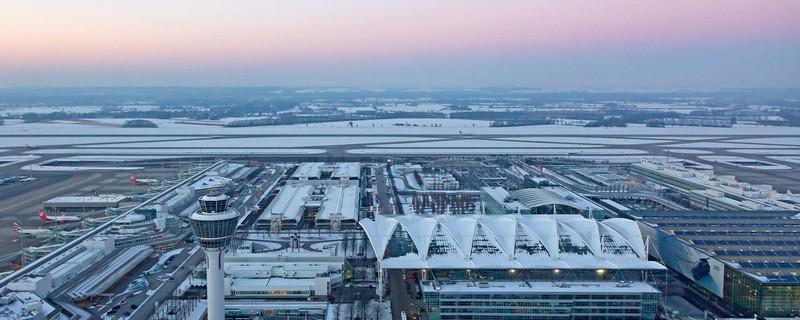 Flughafen München, © Flughafen München GmbH