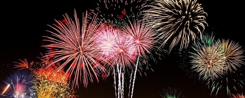 Silvester, Feuerwerk
