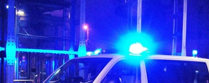 Blaulicht Polizei im Einsatz, © Symbolfoto