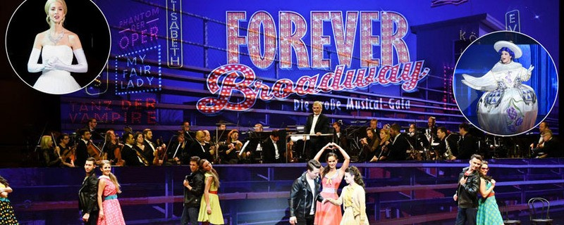 Forever Broadway Musical