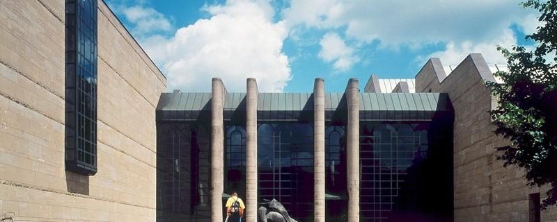 Neue Pinakothek, © Foto: Jens Weber
