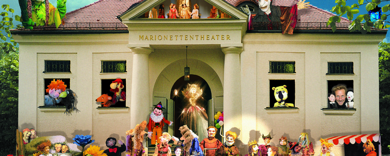 Theater, marionetten, © Symbolfoto