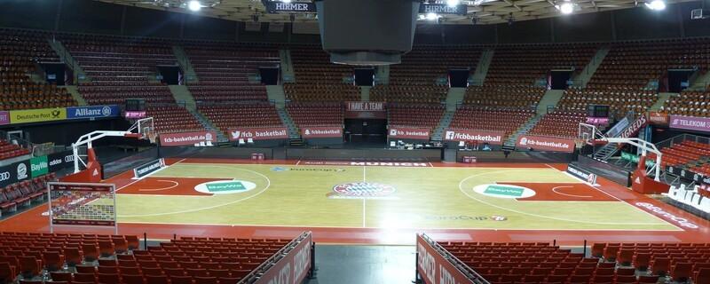 Audi Dome - Die Spielstätte des FC Bayern Basketball, © Symbolbild