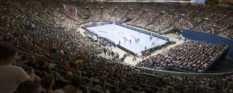 Handball in München, © Olympiapark/Martin Hangen