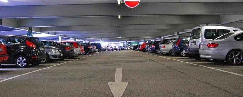 Parkhaus Parkplätze, © Symbolbild