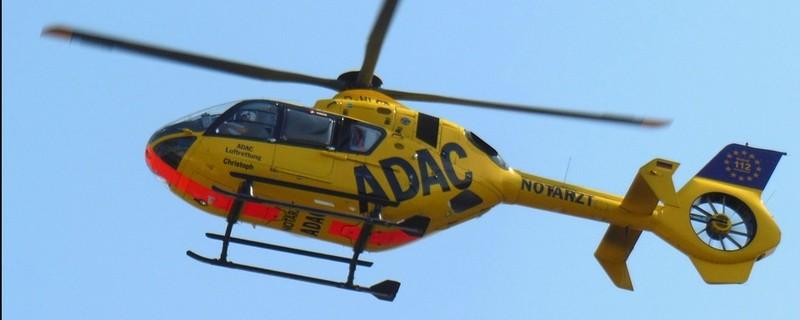 ADAC Helikopter, © Symbolbild