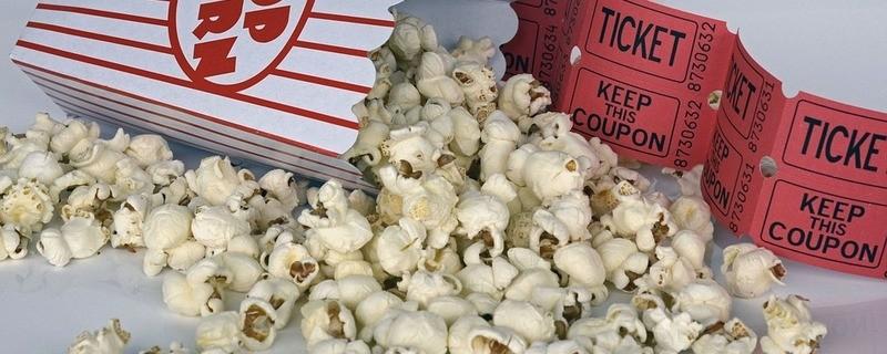 Kino Popcorn, © Symbolbild