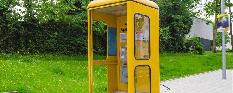 Telefonzelle, © Symbolbild