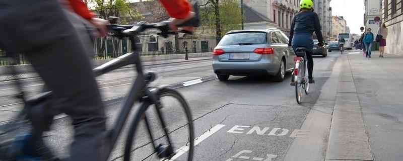 Radweg, © Symbolfoto