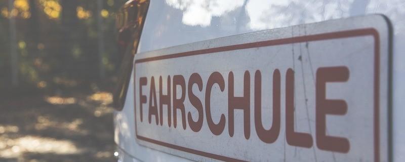 Auto einer Fahrschule, © Symbolfoto