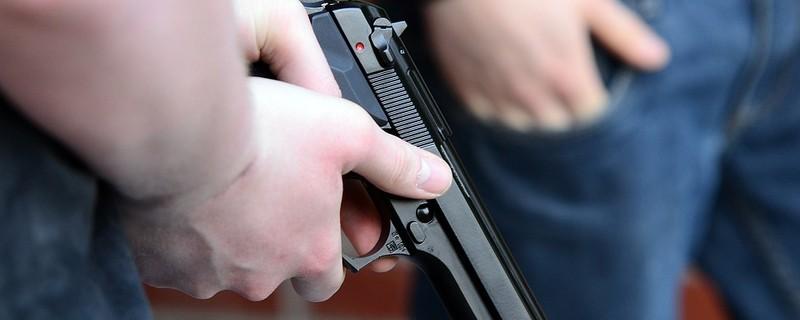 Pistole, © Symbolfoto