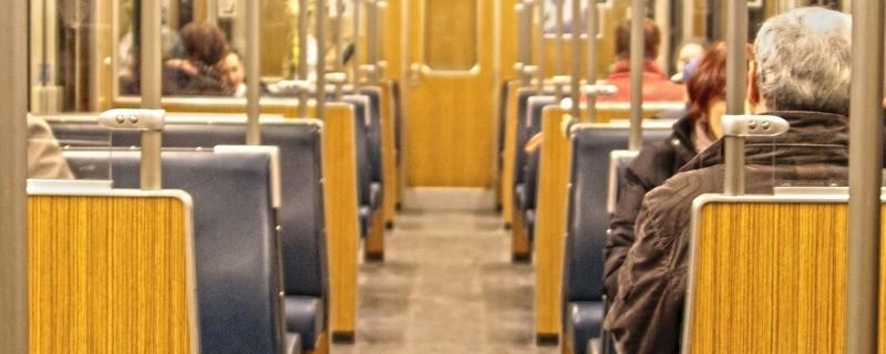 © Münchner U-Bahn-Waggon
