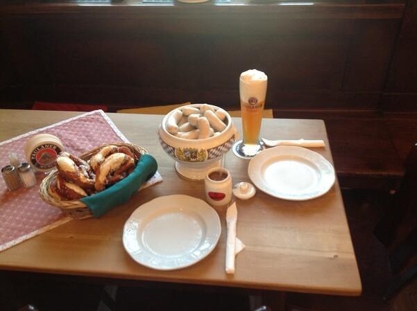 Essen gehen, Restaurant, Lokal, Wirtschaft, Bayerisch, Bayerisch, Hausmannskost, Schmankerl, © Gaststätte Großmarkt