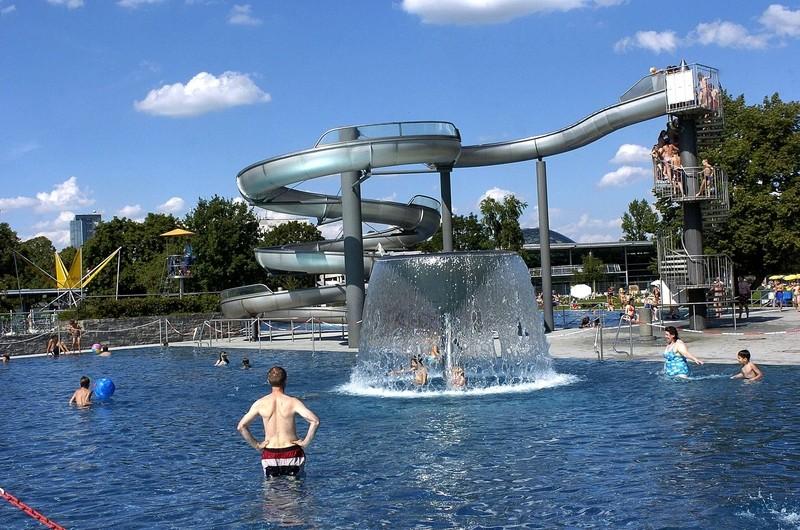 Westbad München - SWM, © Quelle: SWM
