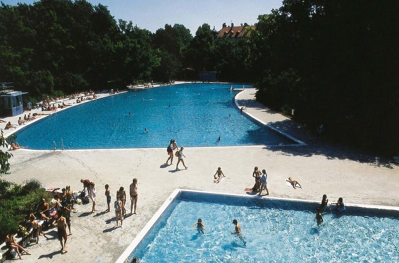 Ungererbad München - SWM, © Quelle: SWM