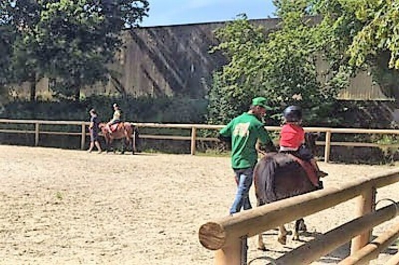 Der Oberland Pferde-Park