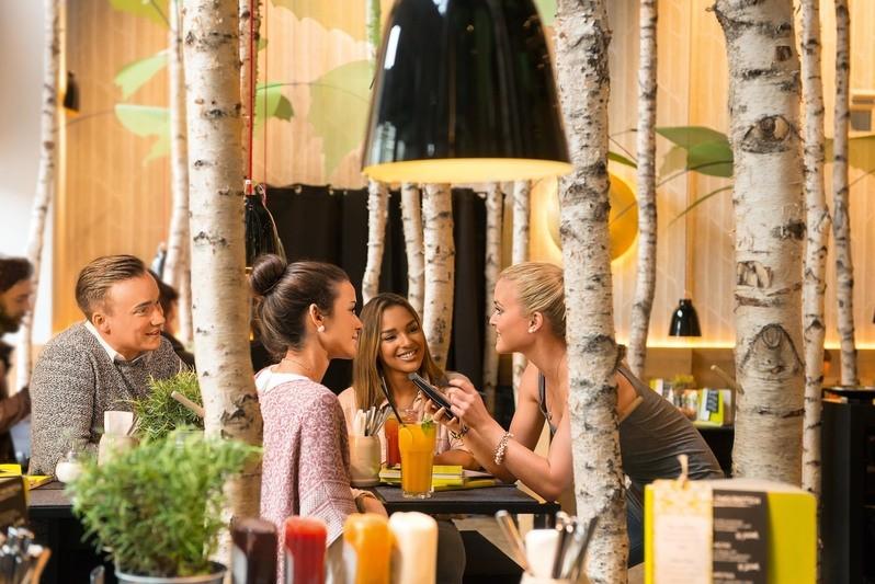 Hans im Glück, Restaurant, © Hans im Glück