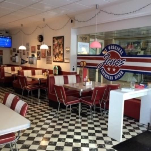 Jones - K's Original American Diner, © Jones - K's Original American Diner