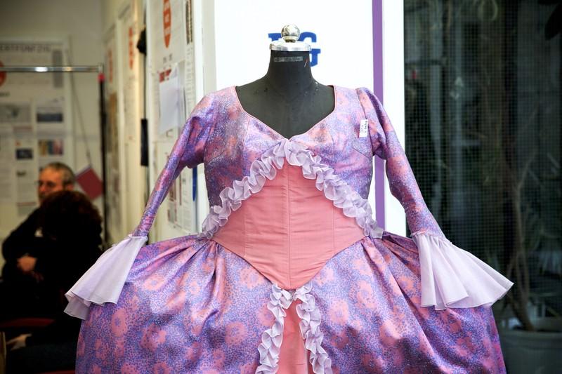Eindrücke des Kostümverkaufs mit tollen Verkleidungen im Gärtnerplatztheater in München, © Christian POGO Zach / Gärtnerplatztheater