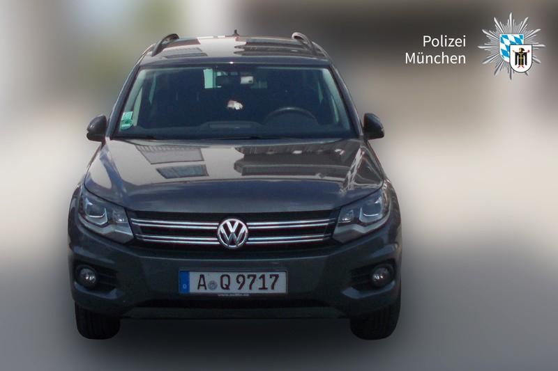 © Öffentlichkeitsfahndung Polizei München