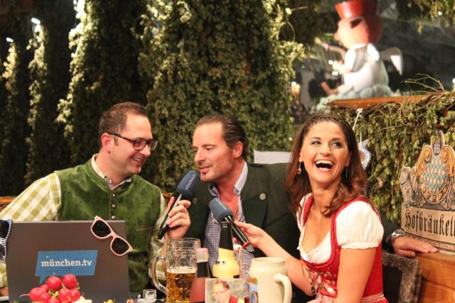 oktoberfest münchen tv