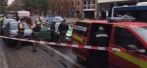 Festnahme nach Messerangriff in München