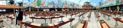 Panorama Hacker-Pschorr Oktoberfest Festzelt 2014