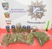 Marihuana-Beutel-Drogen-Fuerstenfeldbruck, © Polizei Fürstenfeldbruck